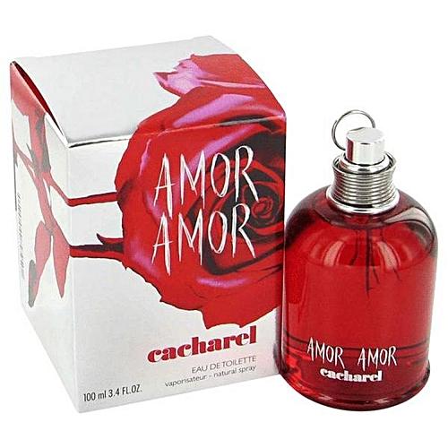 Cacharel Eau De Toilette Amor Amor 50 Ml Prix Pas Cher Jumia Sn