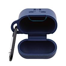housse protection en silicone cas pour airpods couverture écouteur étui portable