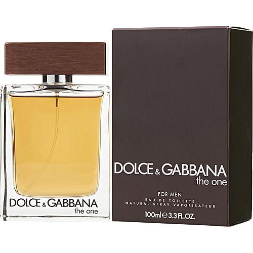 Dolce   Gabbana Eau de Toilette - The One for One - 100 ml - Prix ... f864455b6182