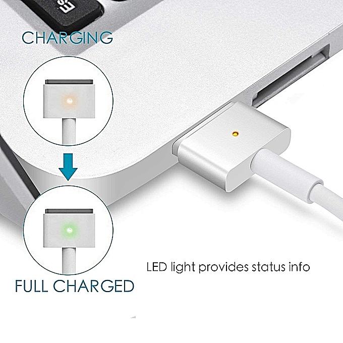 competitive price d272d 72cbc ... Chargeur Macbook Air - 45W - MagSafe 2 - Adaptateur Secteur pour Macbook  Air 11 13 ...