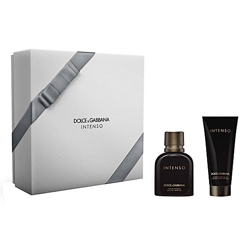 Coffret Intenso Eau de Parfum Natural Spray 75ml + Baume Apres Rasage 100ml cdd2522a0c7c