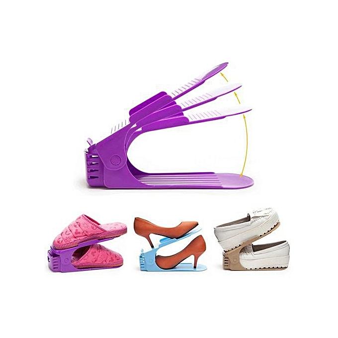 De Pour Chaussure Pièces 4 Porte Multicolore Paires IH9beYWED2
