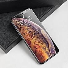 protection ecran iphone x xs verre trempé 3d 0.3mm blindée
