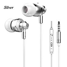 ecouteur universel pour casque stéréo basse pour iphone samsung