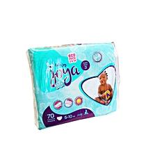 couches bébé midi, taille 3 (5 -10 kg), pack economique, ( total 70 couches )