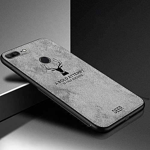 coque huawei mate 9 cerf