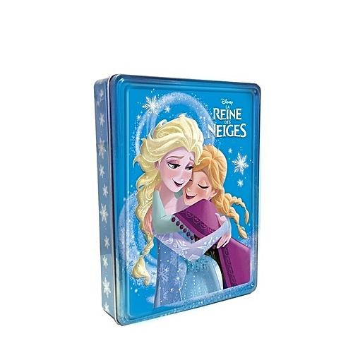 Disney La Reine Des Neiges Coffret En 3 Volumes L Histoire Du