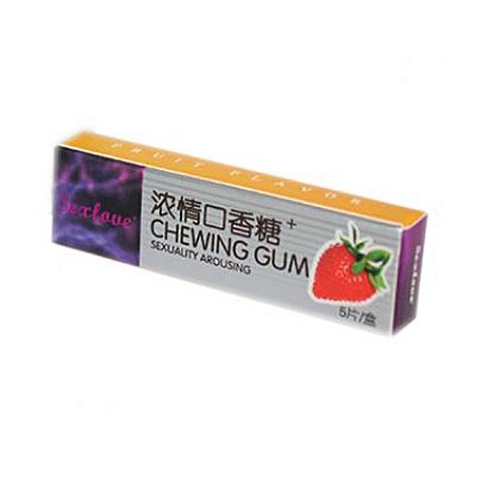 white label chewing gum sex love bo te de 20 au s n gal prix pas cher jumia s n gal. Black Bedroom Furniture Sets. Home Design Ideas