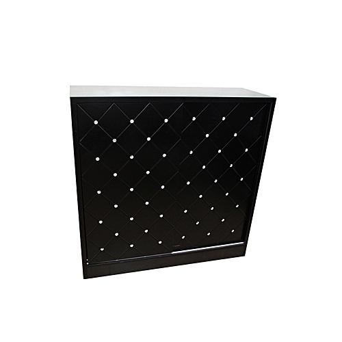 Sans Marque Buffet noir avec cristal - Prix pas cher | Jumia SN