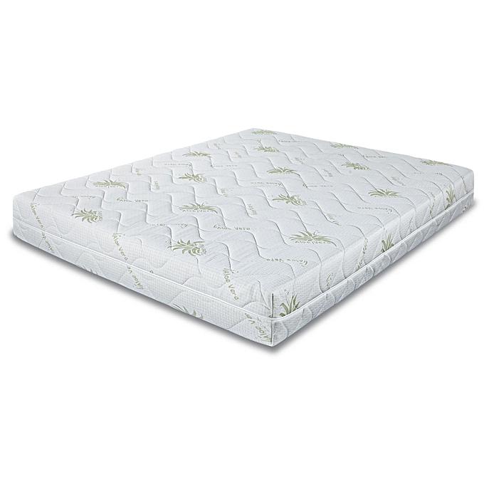 starflex matelas orthopedique eden 160 x 190 blanc jumia s n gal sommiers et matelas. Black Bedroom Furniture Sets. Home Design Ideas