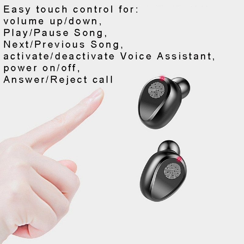 Écouteur Bluetooth Amoi F9