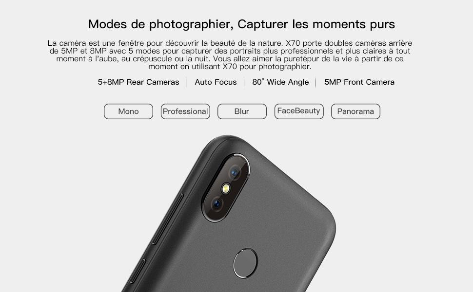 DOOGEE X70 smartphone