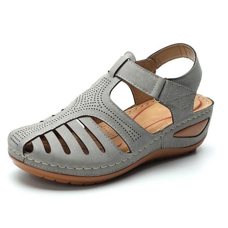 CTEJ Sandales Femmes Plateforme Paille Noeud Chaussure Femme Sandale Talon Romaines Chaussons Plage Ext/érieure Voyage Pantoufles
