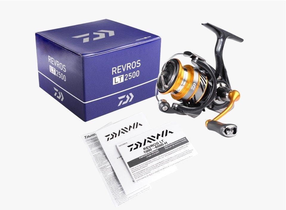 Daiwa revLt 4000-C REVROS LT Spinning Reel 1 Récupération Vitesse 5.2
