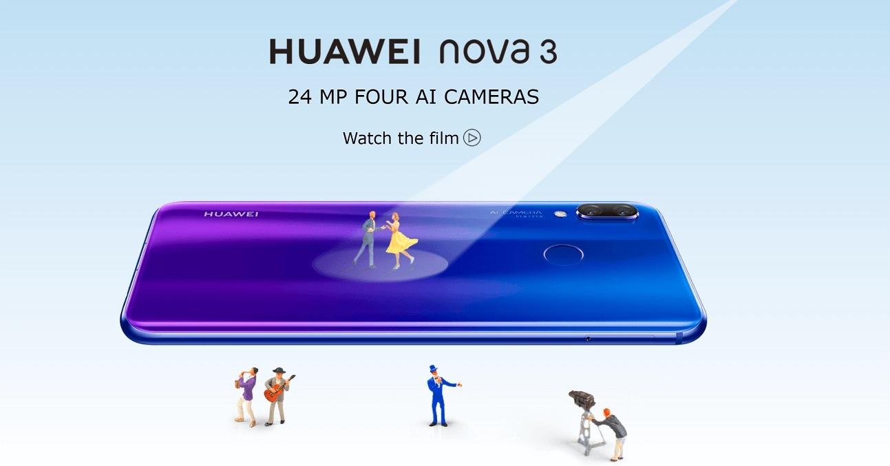 """Résultat de recherche d'images pour """"huawei nova 3i ad"""""""
