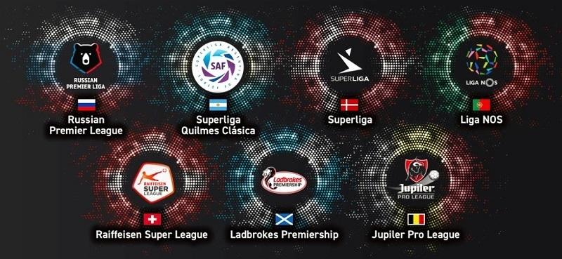 PES 2019 Nouveaux Championnats - Auchan