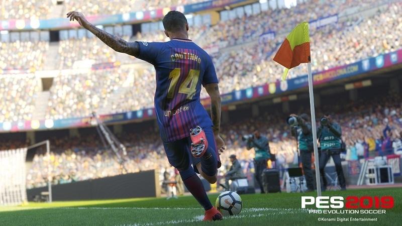 PES 2019 Pro Evolution Soccer - Auchan