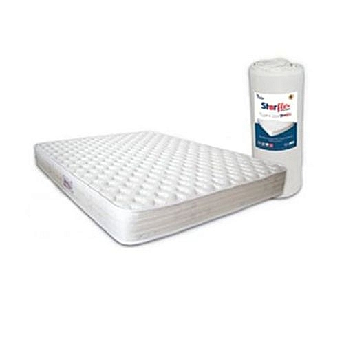 White Label Lot De 2 Matelas Orthopedique Starflex Eden 90x190