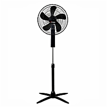 ventilateur sur pied 16 pouces - 55w - noir