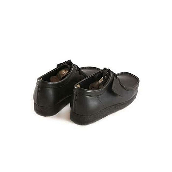 05569b9c9b2299 Generic Chaussures de Ville pour Homme Clarks en Cuir - Noir - Prix ...
