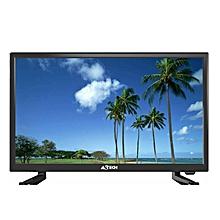 tv led 24 pouces - hd 1366x768 pixels - noir