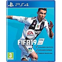 fifa 19 - version  française  - jeu  ps4