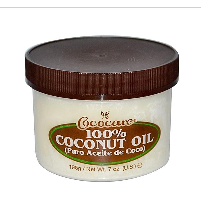 white label cococare coconut oil huile de coco 198 gr au s n gal prix pas cher jumia s n gal. Black Bedroom Furniture Sets. Home Design Ideas