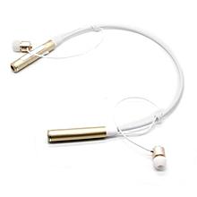 écouteurs bluetooth tm-770 - in-ear headset - doré