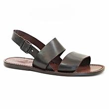 sandale pour homme - noir