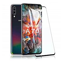 protection ecran - antichoc  3d blindée samsung galaxy a70
