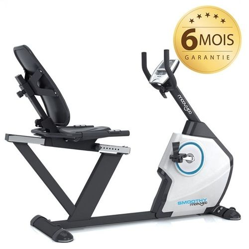 Fitness boutique v lo semi allong smoothy de moovyoo acheter e - Velo allonge fitness ...