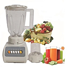 blender mixeur - 1,5l - 4 vitesses - 300w