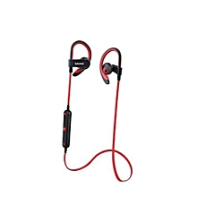 il98bl - ecouteur bluetooth - sans fil - rouge