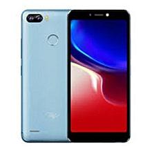 pop 2 power 3g - ecran 5.5''- rom  8 go - ram 1 go - empreinte digital - batterie : 4000 mah  - bleu