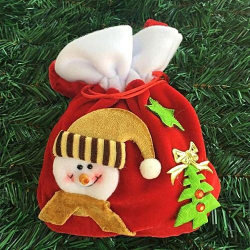 Decoration De Noel Mariage Accueil Party Candy Cadeau Sac De Noel B