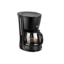 machine à café cm6637- 680 w - 1,2 l -noir