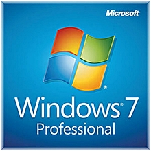 microsoft windows 7 pro authentique / genuine