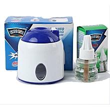 diffuseur electrique anti moustiques + recharges 300 heures de durée