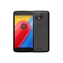 """moto c - 4g - ecran 5"""" pouces - android 7.0 nougat - mémoire ram 1go - mémoire interne16go - caméra 5 megapixels - noir"""