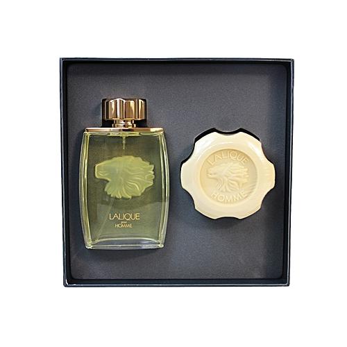 Lalique Coffret Parfum HommeSavon Pour zMVpULqGS