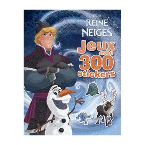 white label cahier d activit 233 s la reine des neiges jeux avec 300 stickers acheter en ligne