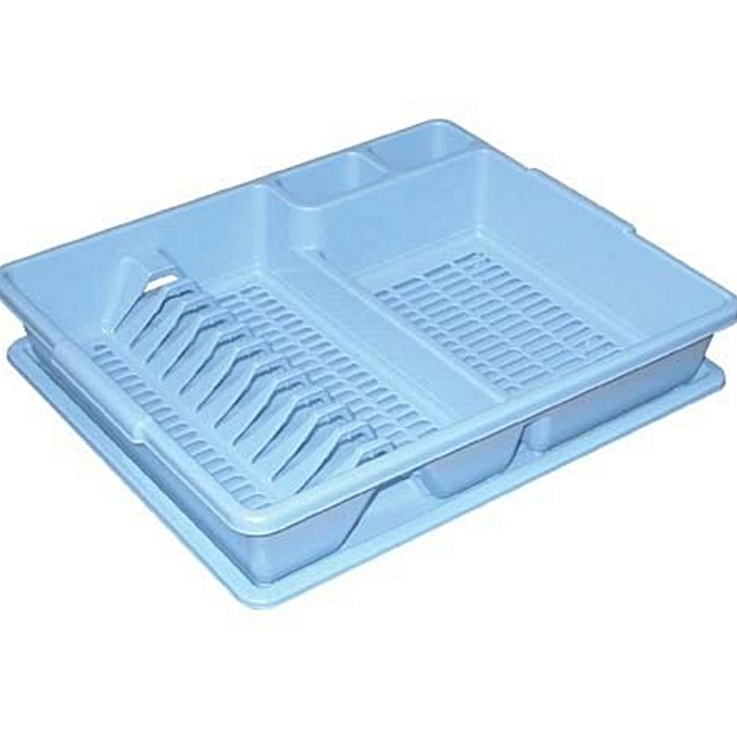 italy gouttoir vaisselle plastique bleu prix pas cher jumia sn. Black Bedroom Furniture Sets. Home Design Ideas