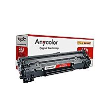 cartouche compatible laser anycolor 85 a compatibilité : hp laserjet pro m1212, m1217, p1102