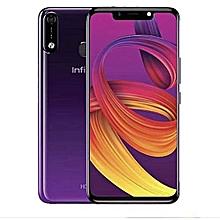 "infinix hot 7 (x624)  3g - 6.2"" hd - 13mp - rom 32go ram 2go - 4000mah - violet"