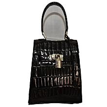 Sac à Main - En cuir de Crocodile - Produit 100% Artisanal - Local - 1ddf06b1b16