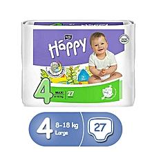 couches bella happy baby t4 (8-18 kg), 27 pièces