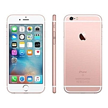 """iphone 6s plus -  capacité 64go - ecran 5,5""""( design full écran) - ram 2go - 4g (lte) - caméra 12 megapixels avec flash double led + auto focus - rèsolution 1920 x 1080 - batterie 2750 mah - couleur rose gold - reconditionnè - garantie 6 mois + étui prote"""