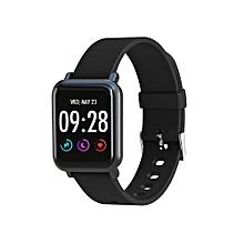sn60 plus bracelet intelligent étanche grand écran bluetooth moniteur de fréquence cardiaque surveillance du sommeil sportif