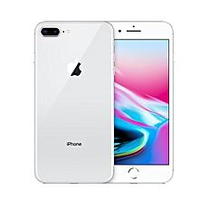 """iphone 8 plus - ecran 5.5"""" rom 64go - ram 3go - caméra 12 megapixels - silver"""