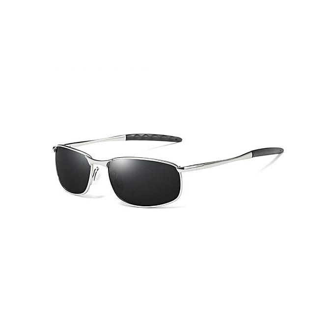 Sol Eyewear A395 Oculos Brand Silver Glasses Accessories Designer Polarized Goggles De Grey Sunglasses Men Mirror vN0m8wn